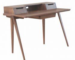Treviso Schreibtisch in Walnuß
