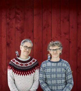 Roros Tweed Design by Arne & Carlos