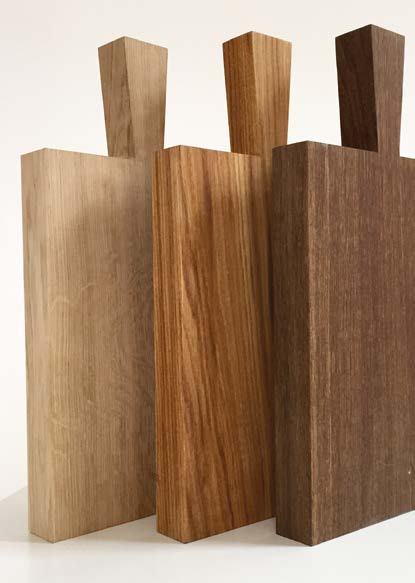Holz Natur • geölt • geräuchert